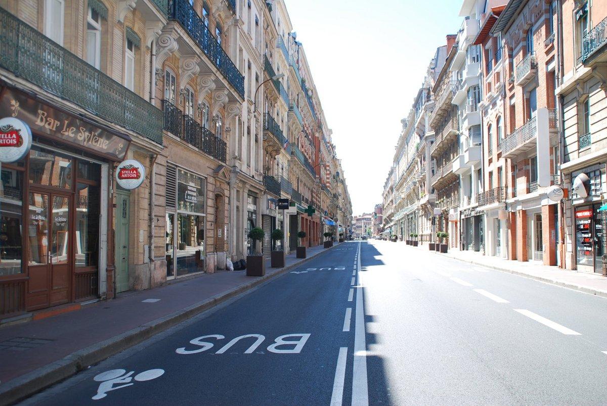 rues vides