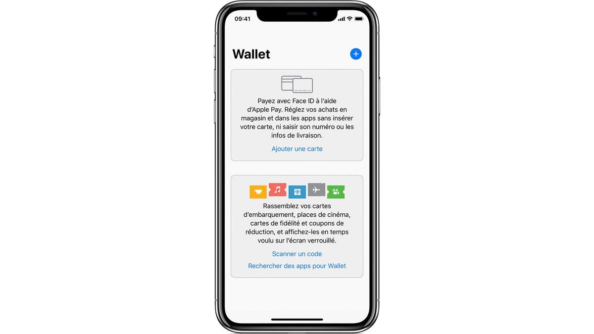 tuto modifier supprimer carte Apple Pay