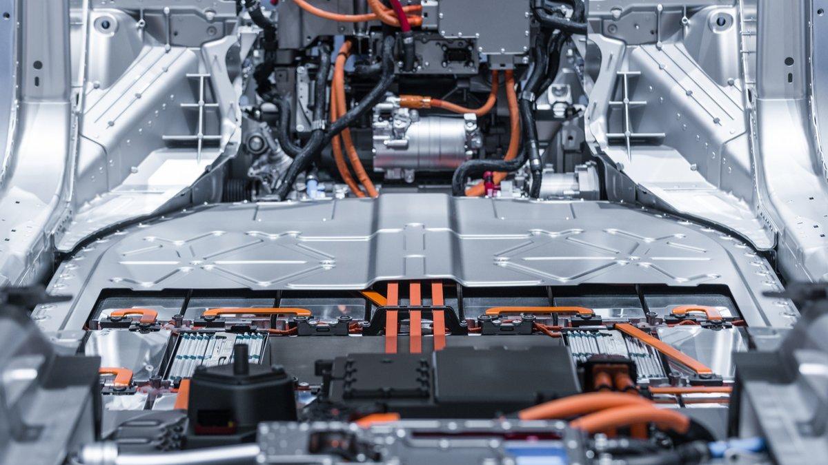 Batterie voiture electrique