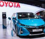 Toyota rappelle 752 000 Prius : un problème logiciel en cause