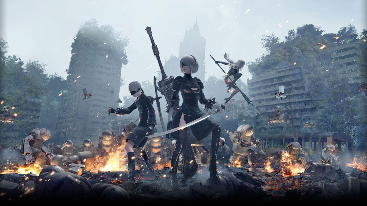 Une version remastérisée annoncée sur Xbox One — NieR Replicant