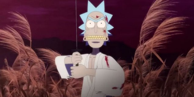 La série Rick & Morty s'offre un mini-episode pour teaser la fin de la saison 4