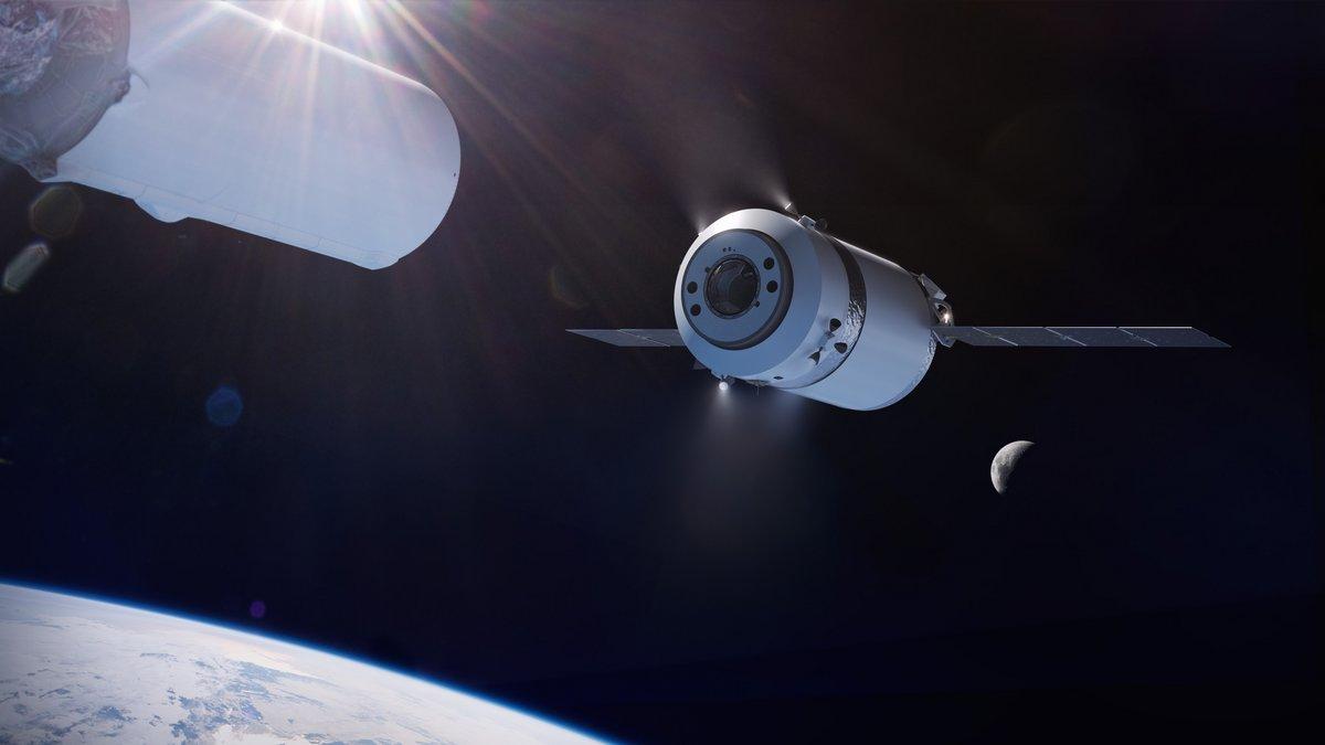 SpaceX NASA Dragon XL