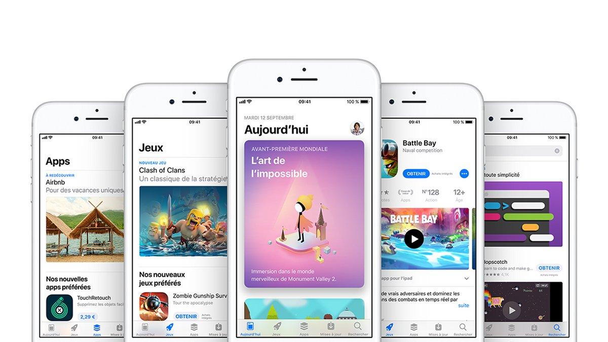Comment gérer les applications de son iPhone ?