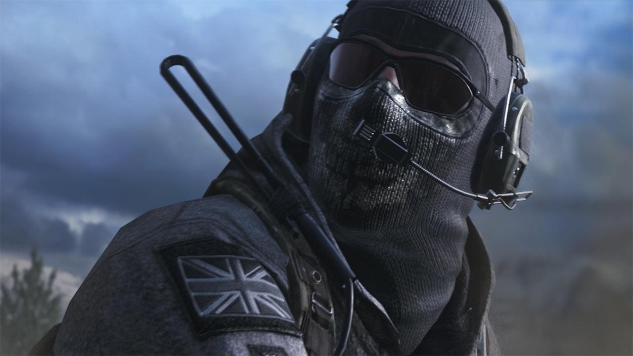 Call of Duty: Modern Warfare 2 Campagne remasterisée exclusif à la PS4 pour un mois