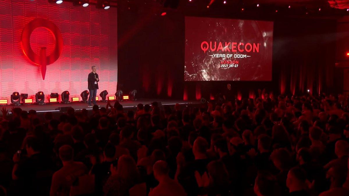 QuakeCon 2020 annulée