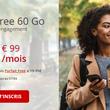 Forfait mobile : l'offre Free 60 Go est enfin de retour !