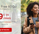 Forfait mobile : l'offre Free 60 Go est enfin de retour ! 🔥