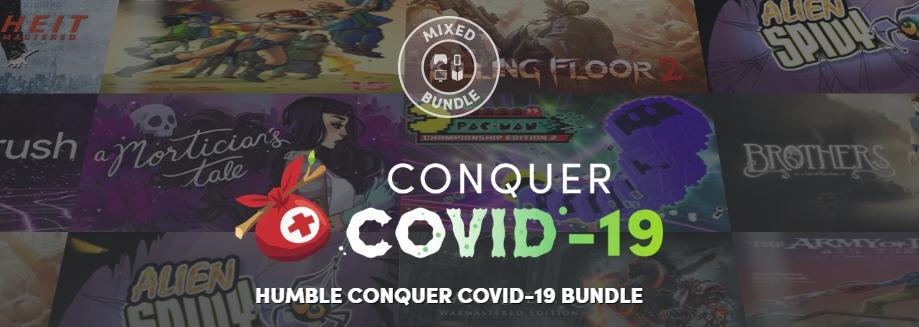 Humble Covid Bundle