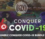 Un incroyable Humble Bundle pour se battre contre le coronavirus