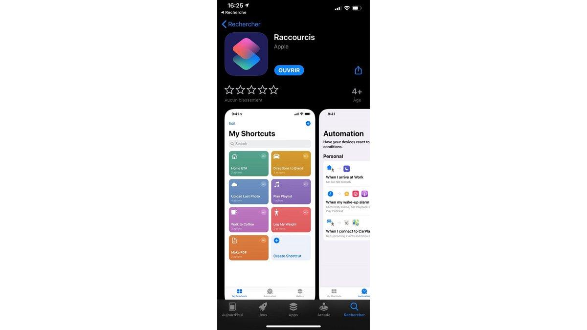 Comment créer un raccourci et l'utiliser avec Siri sur iPhone ?
