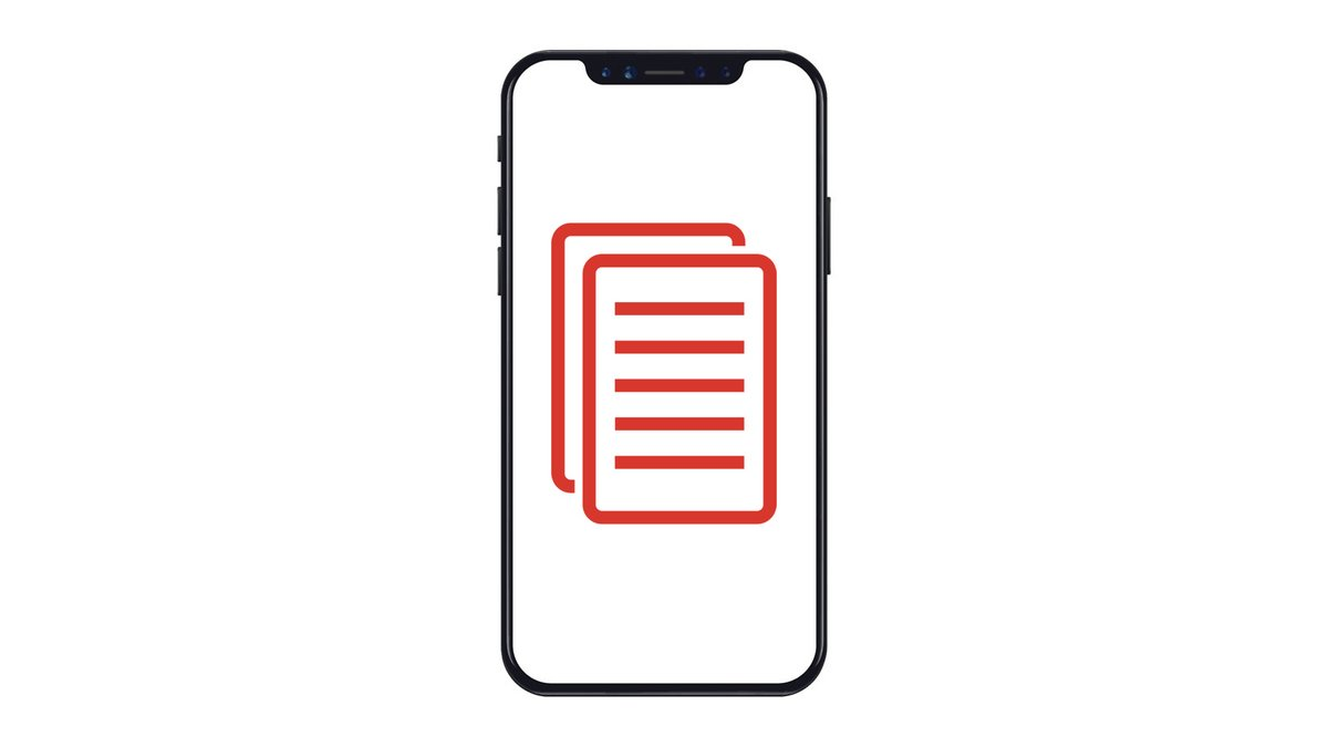Comment scanner un document avec son iPhone ?