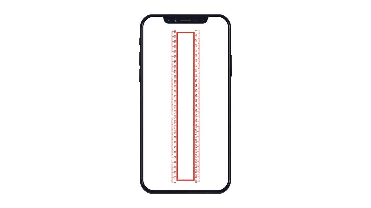 Comment mesurer avec son iPhone ?