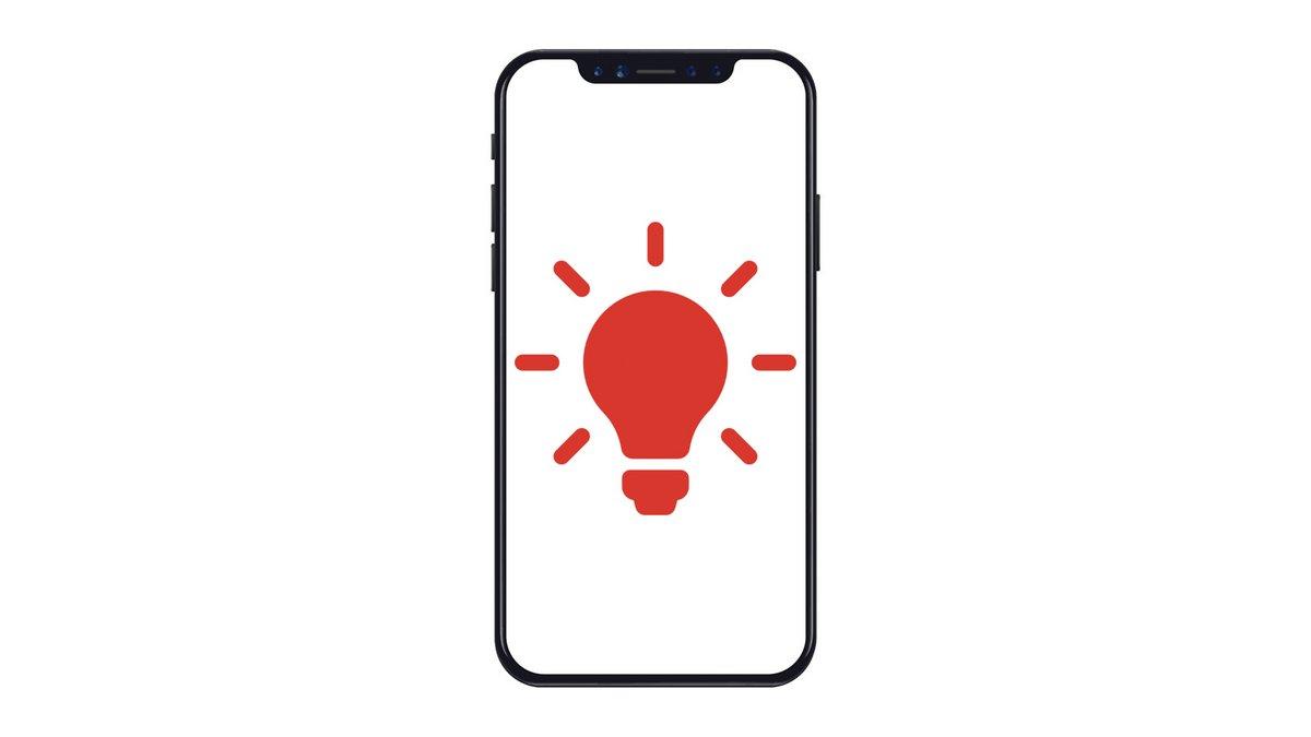 Comment activer le flash lorsque l'on reçoit une notification sur son iPhone ?