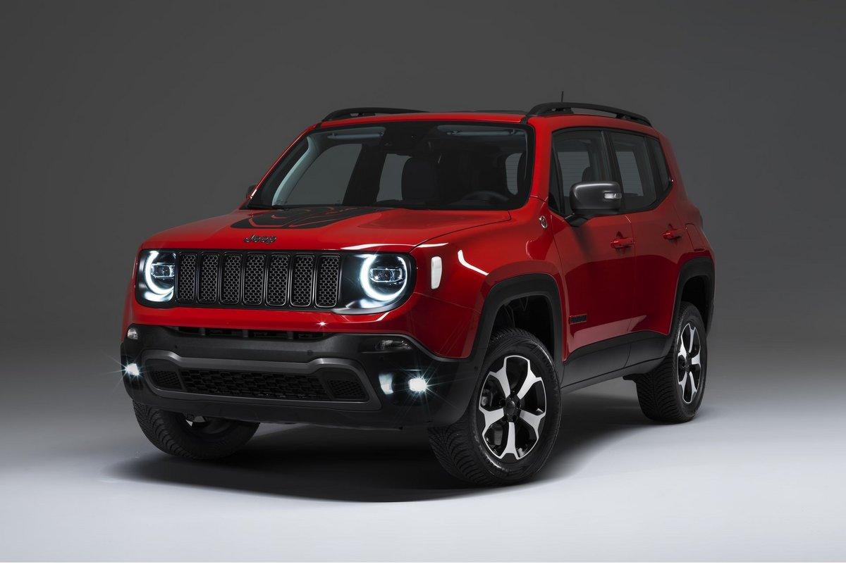 Jeep Renegade Hybride
