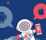 Smash, le plus sérieux concurrent à WeTransfer, lance ses apps Android et iOS