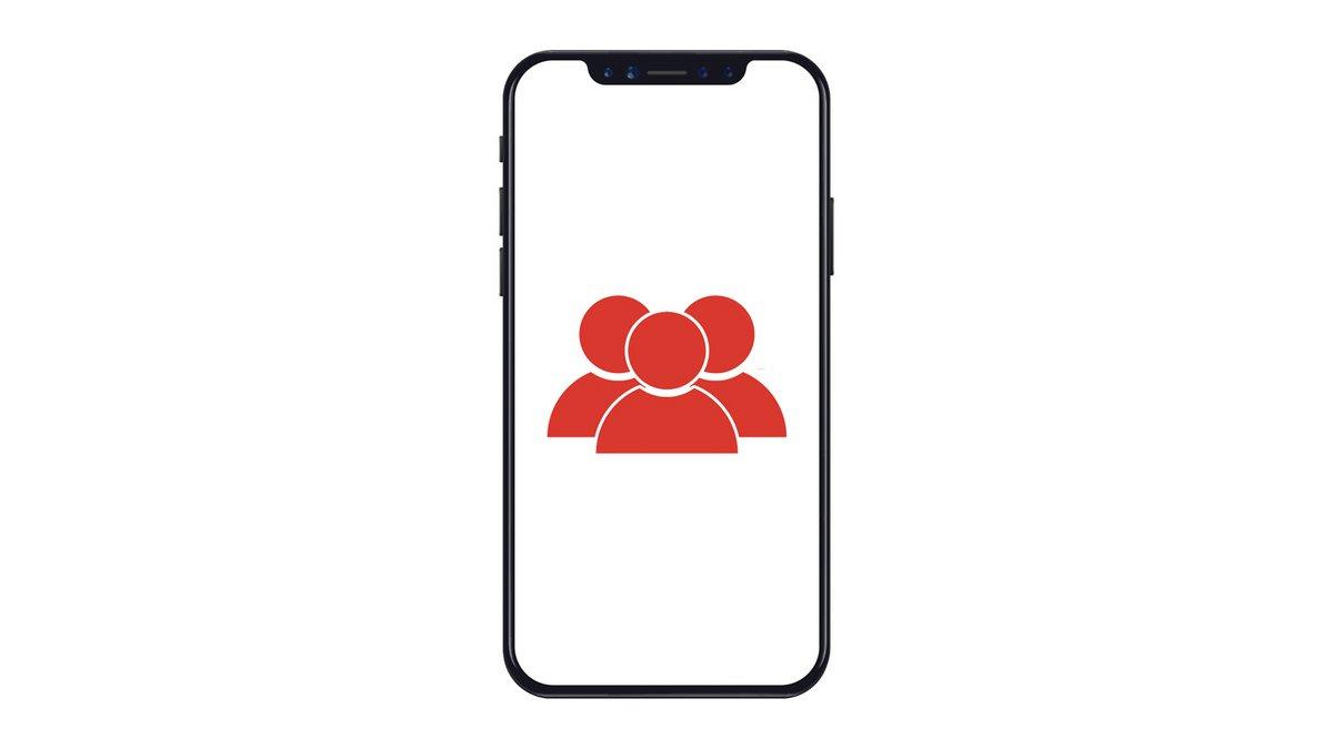 Comment créer une conversation de groupe iMessage ?