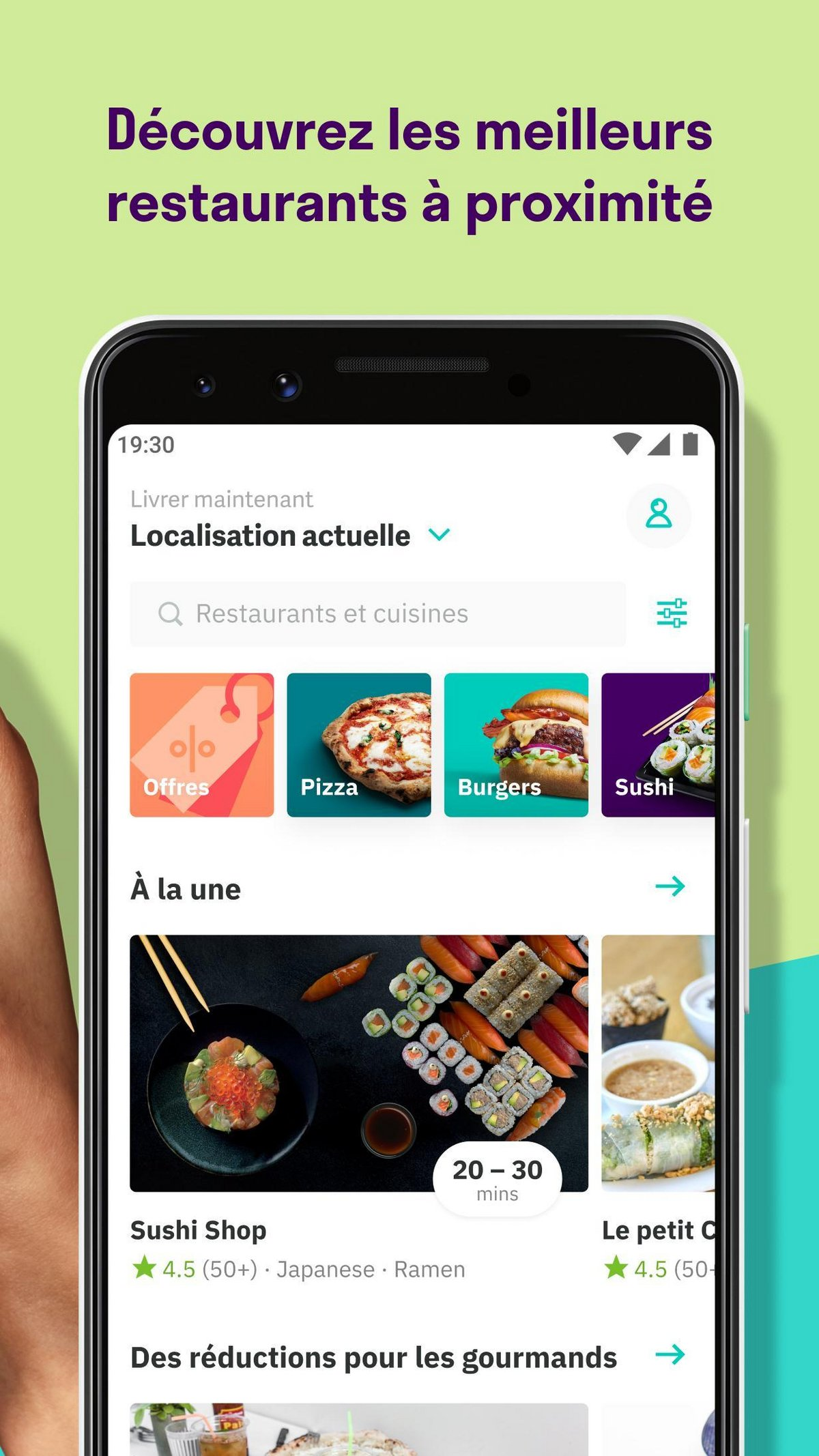 Deliveroo Android