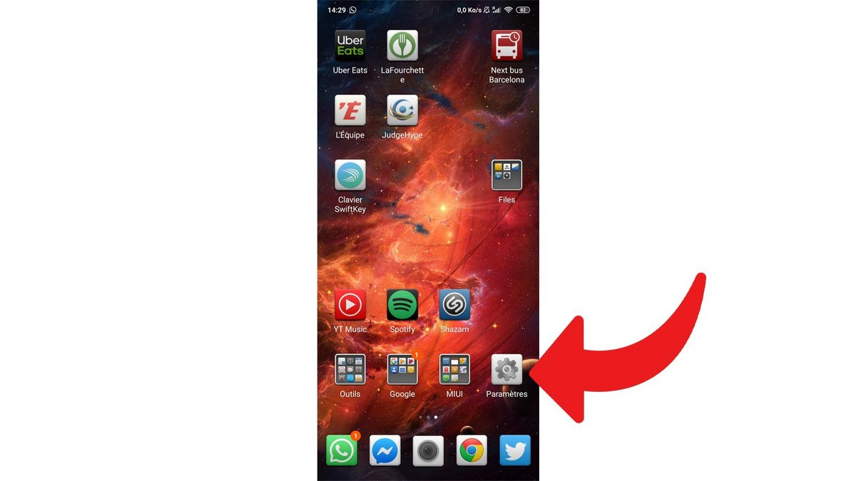 Android changer de sonnerie