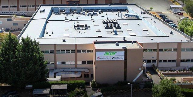 Acer nous ouvre les portes de son centre SAV à Angers