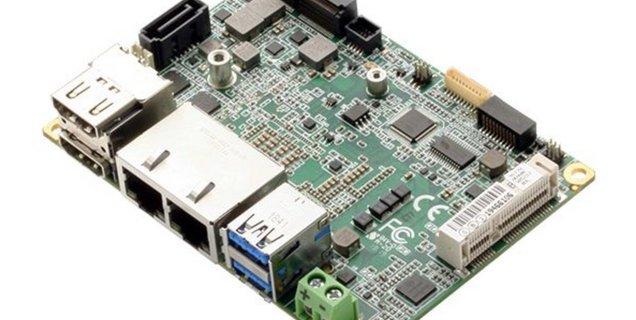 Aaeon lance une carte de type Raspberry dotée d'un core i7 et 16 Go de DDR4... évidemment plus chère