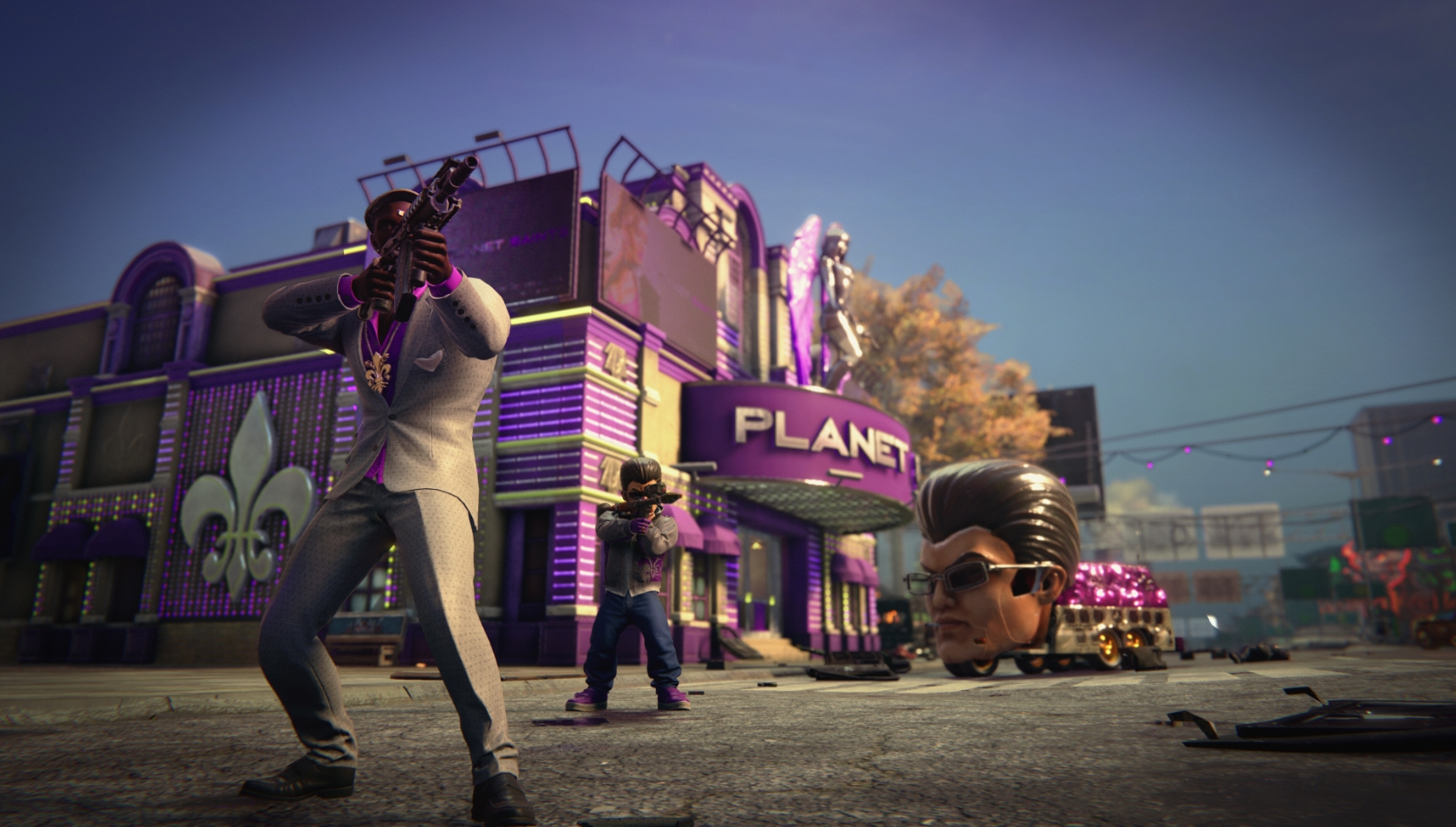 Saints Row: The Third Remastered annonce sa venue sur PS4, Xbox One et PC