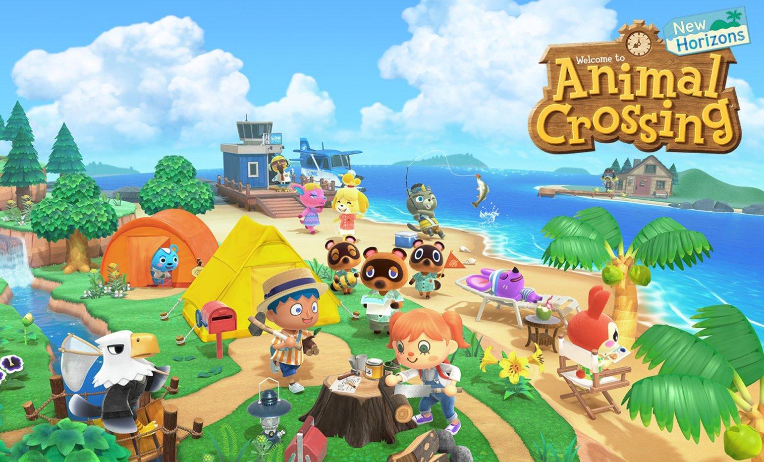 Au Japon, les ventes d'Animal Crossing dépassent déjà Mario Kart 8 Deluxe