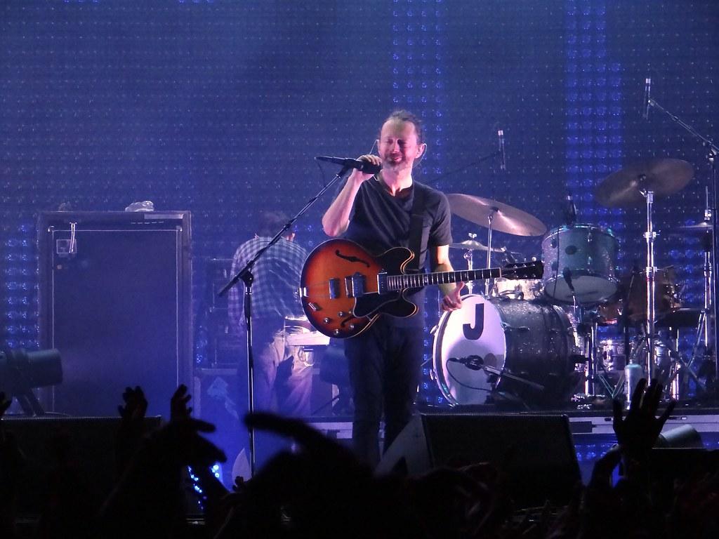 Radiohead donnera un live spécial confinement ce soir sur YouTube