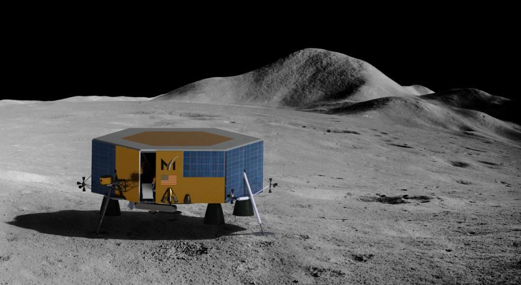 Masten emmènera les expériences de la NASA sur le sol lunaire