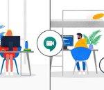 Google Meet se fait une place sur Chromecast