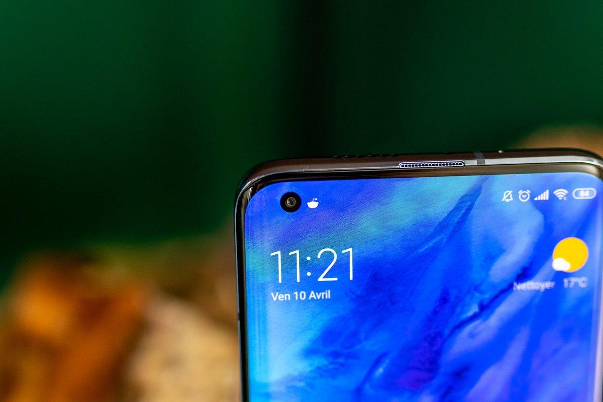 Xiaomi Mi 10 test