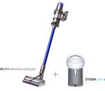 Pack Dyson V11 Absolute Extra Pro + purificateur d'air Pure Cool Me à prix choc !