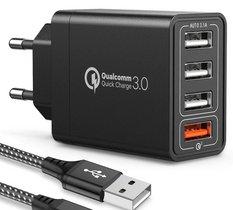 Chargeur USB : Le comparatif des meilleurs modèles en 2020