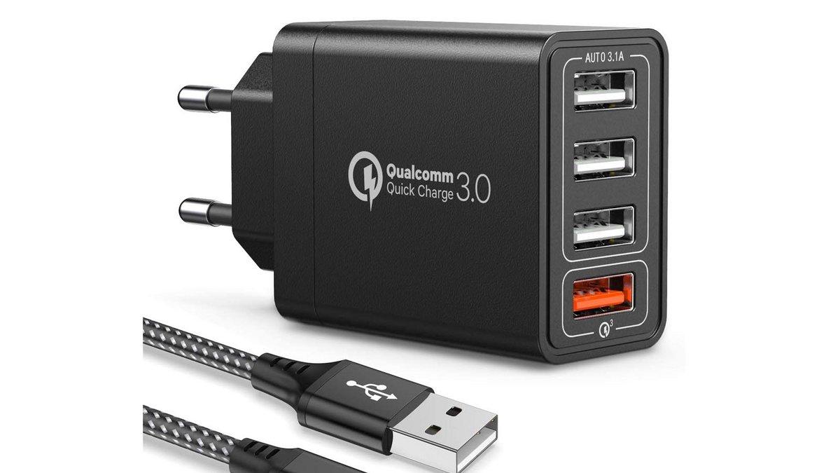 Chargeur USB Joomfeen