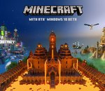 Minecraft RTX sera disponible aujourd'hui à 19h