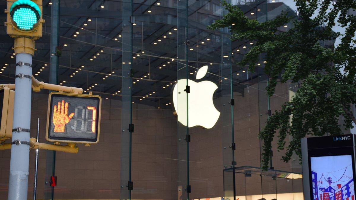 Apple Store, New York © Alexandre Boero pour Clubic