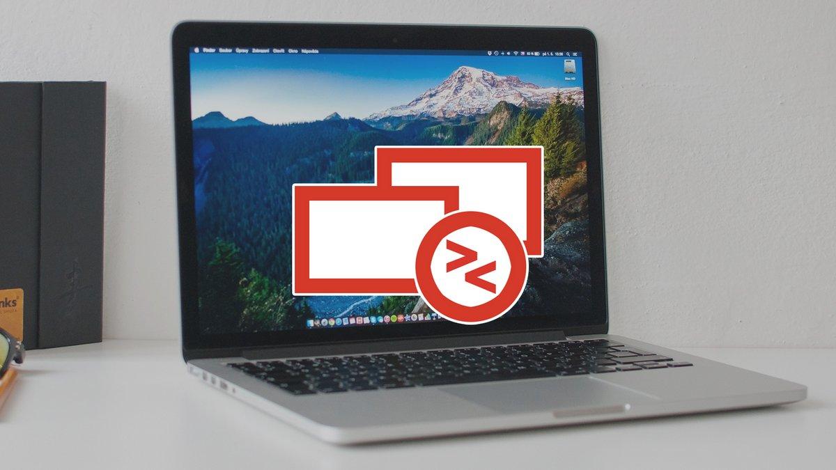 Mac partage écran