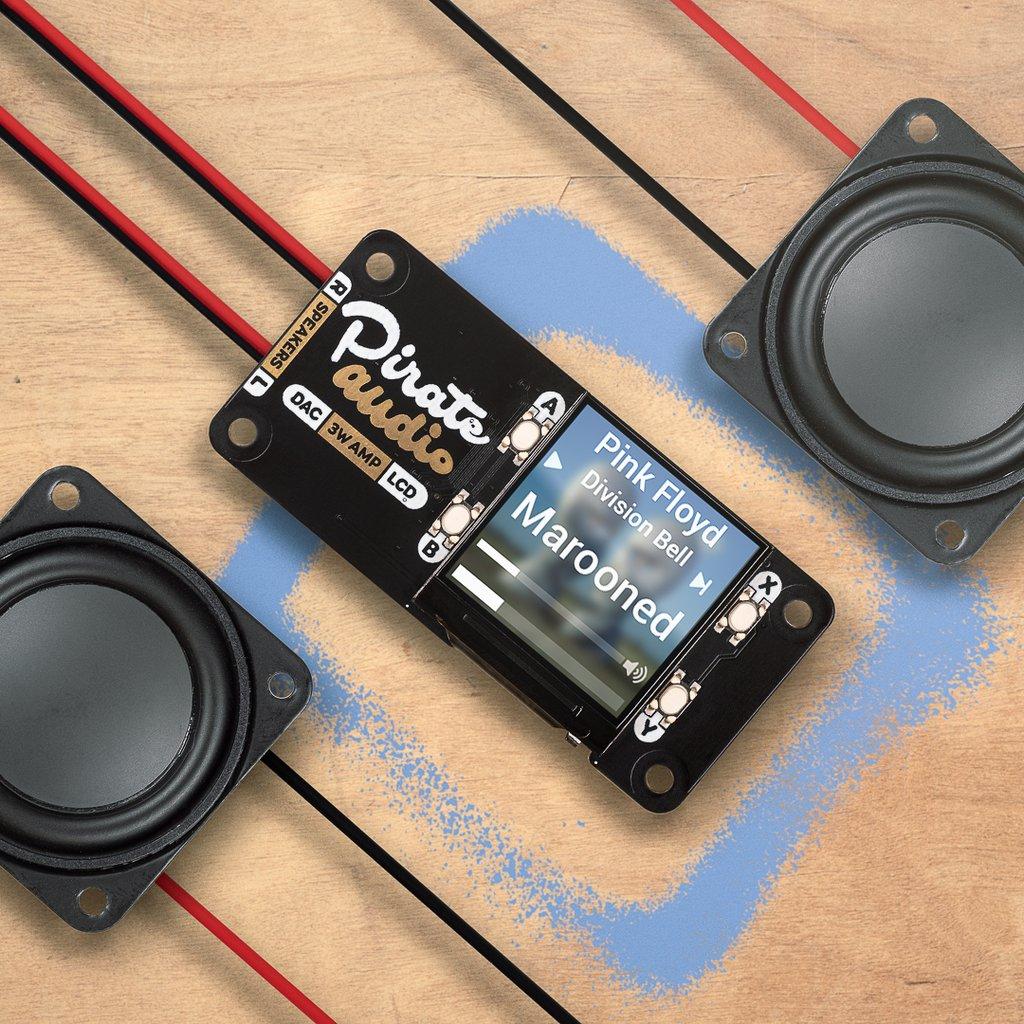 Pimonori Pirate Audio