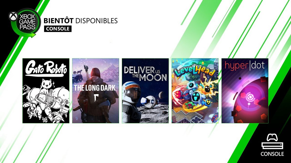 Xbox Game Pass console fin avril 2020