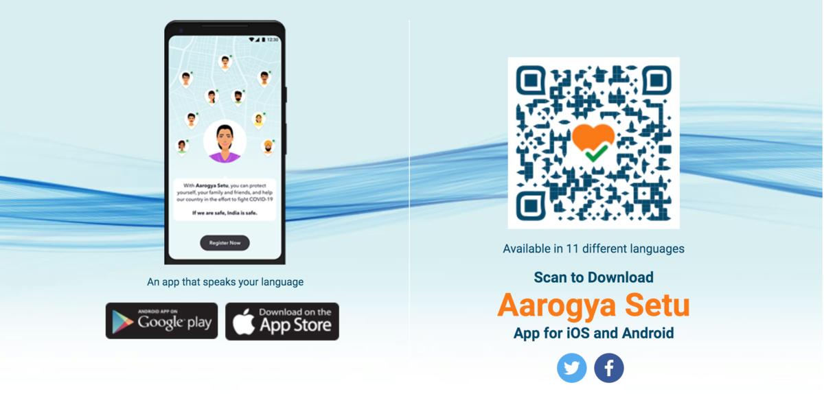 aarogya setu 3