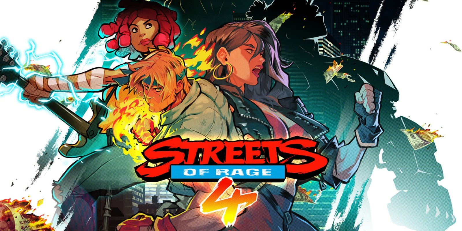Streets of Rage 4 : le 30 avril sur PS4, PC, Nintendo Switch, Xbox One... et Xbox Game Pass !