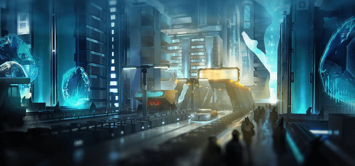 Industries of Titan