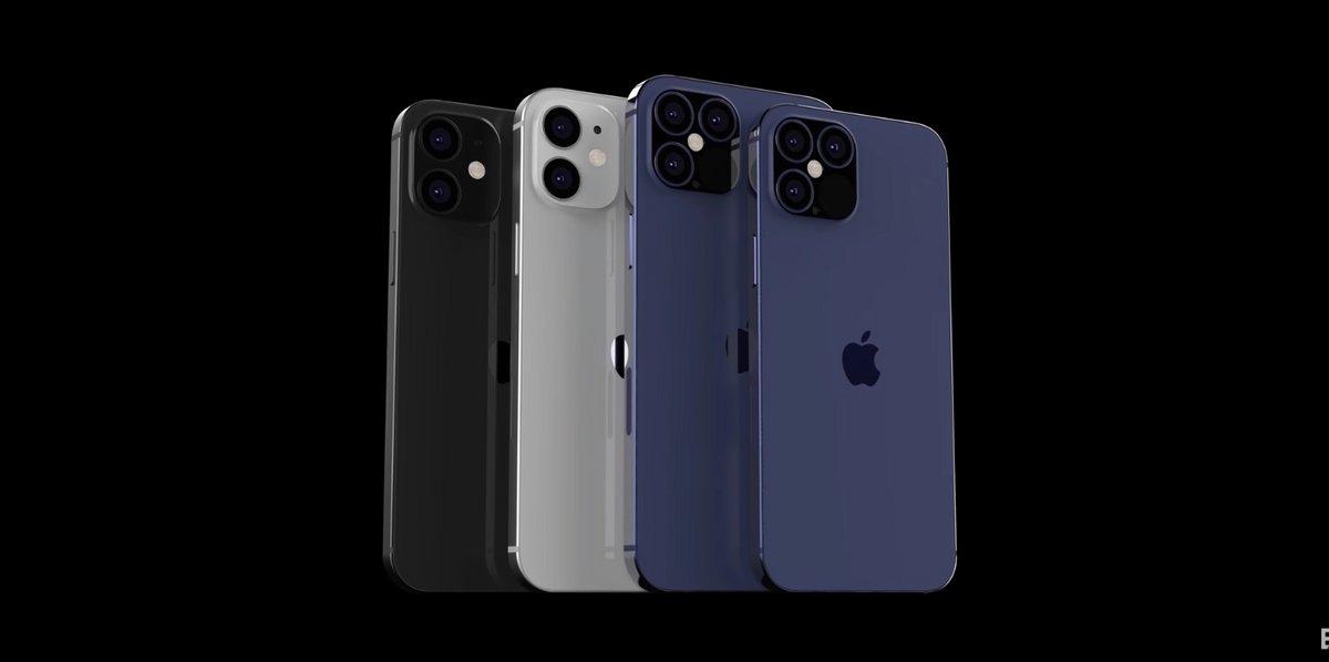 iPhone 12 line up ©EverythingApplePro