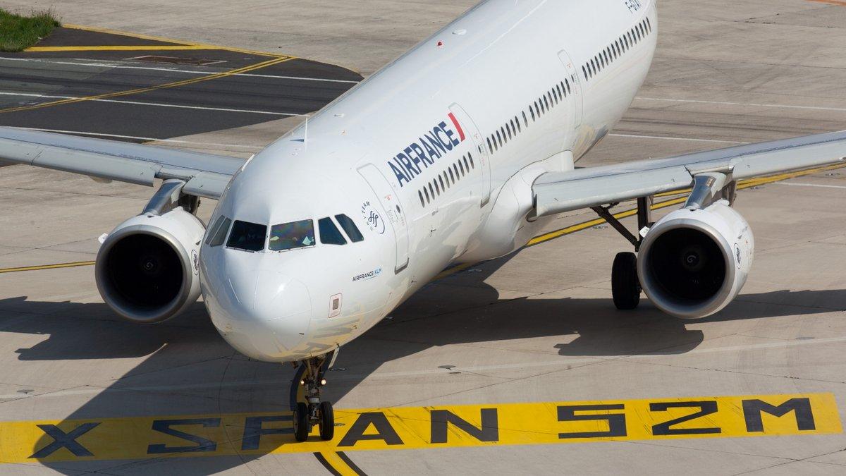 Airbus A321 © Air France