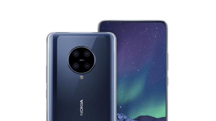 Nokia 9.3 PureView rendu