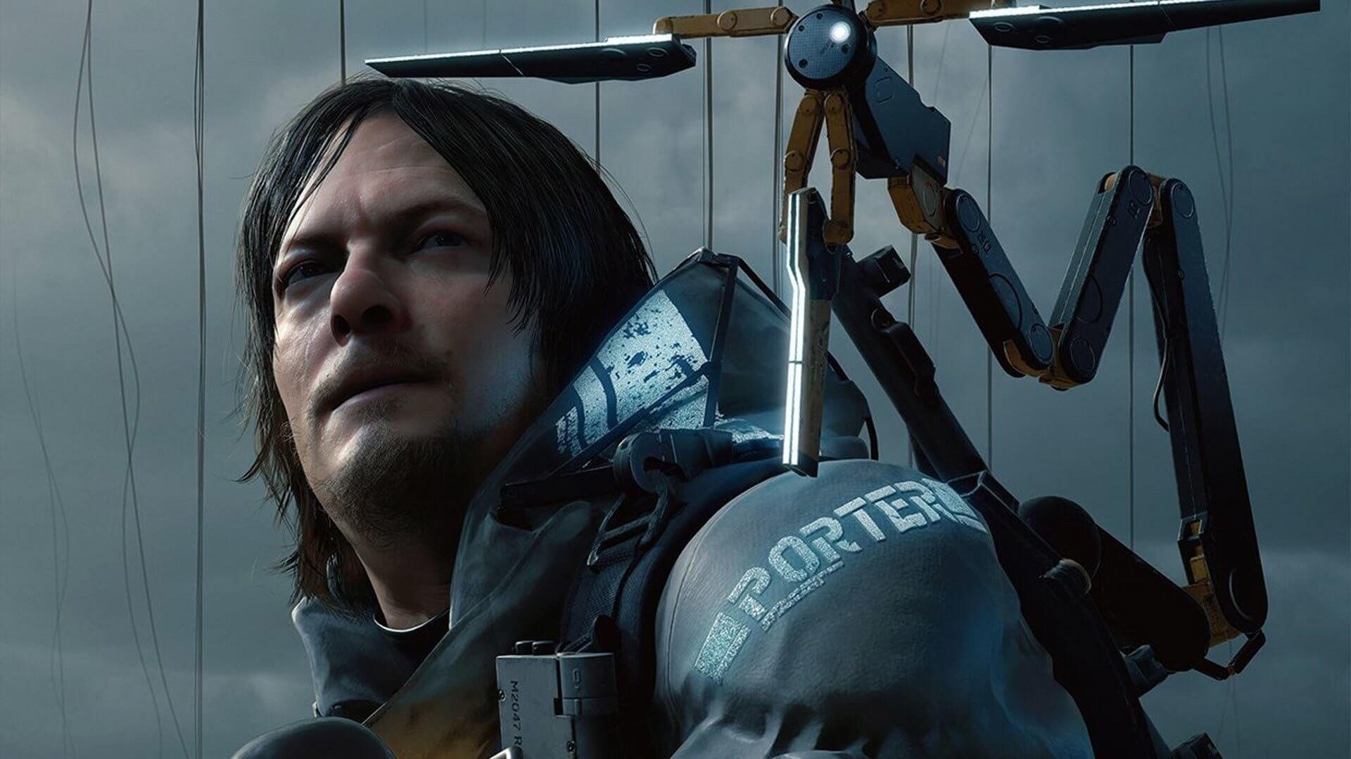 Death Stranding Director's Cut pourrait être une exclusivité PS5