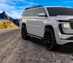 Triton dévoile le Model H, un imposant SUV électrique de plus de 1000 km d'autonomie