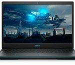 Vente flash : économisez 450€ sur ce PC portable gaming Dell