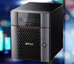 Test Buffalo TeraStation 6400DN : la puissance du 10 GbE