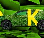 La nouvelle génération d'Opel Mokka arrive en 2021 avec une version électrique